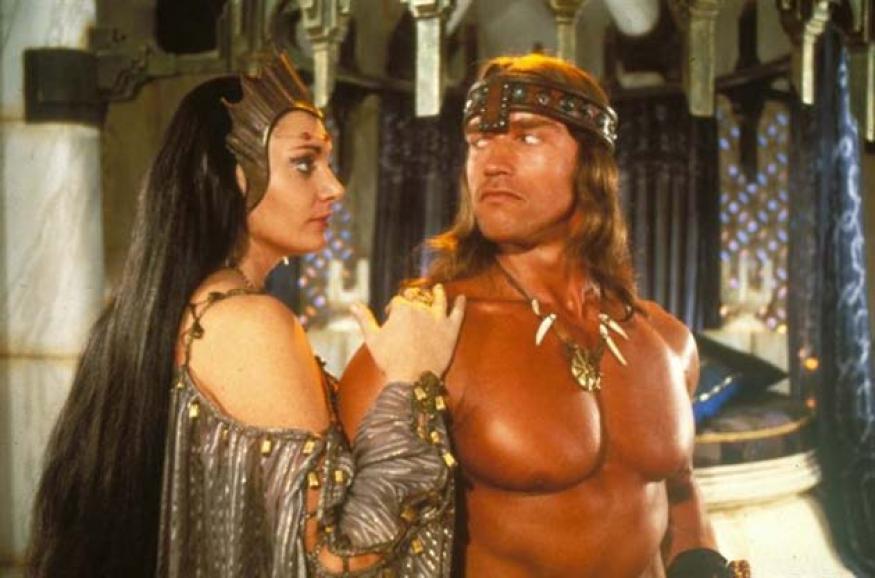 Schwarzenegger to reprise 'Conan' movie role