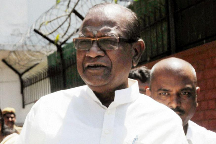 Ex-BJP President Bangaru Laxman to walk out of jail