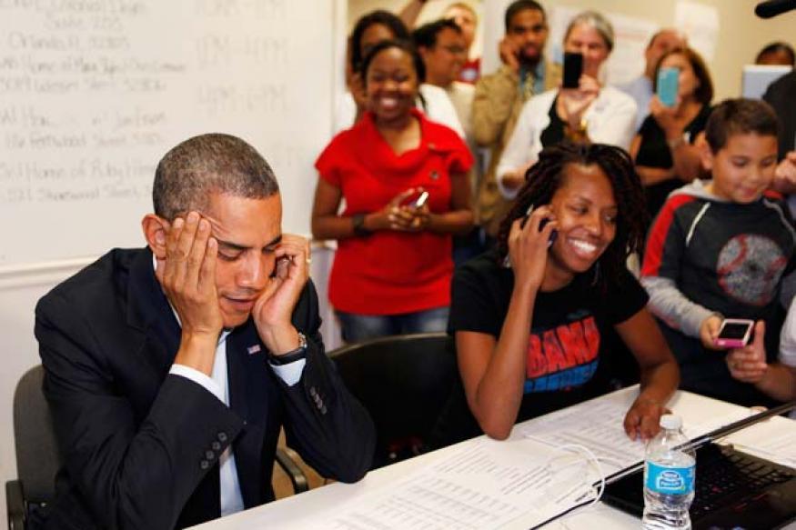 Obama to monitor Hurricane Sandy from Washington