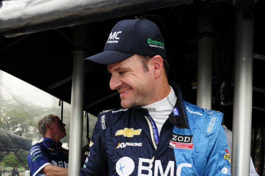 Rubens Barrichello wants to return to Formula One