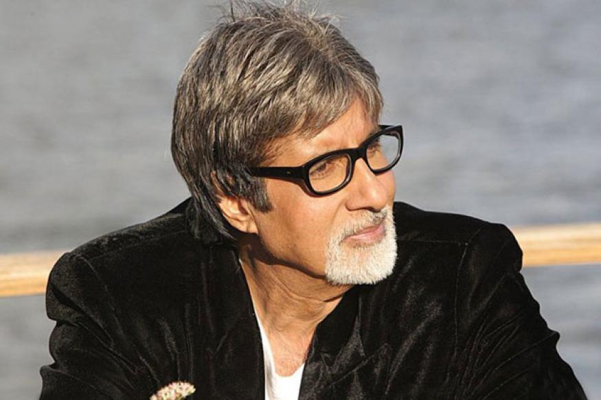 Back spasm troubles Amitabh Bachchan