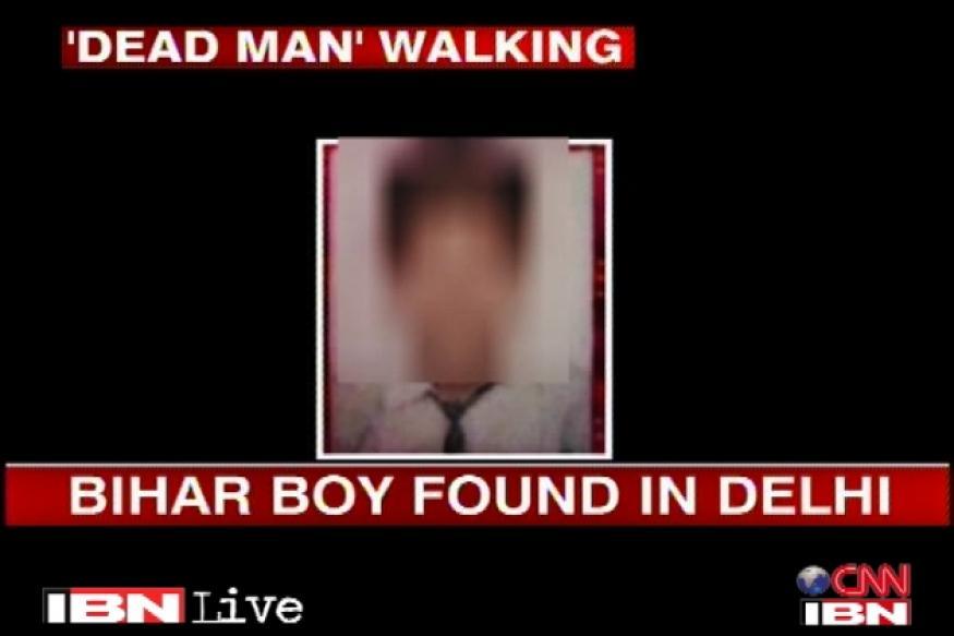 Bihar police gets transit remand of 'murdered' Bihar boy