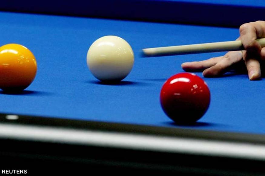 Rupesh Shah wins World Billiards in point frame