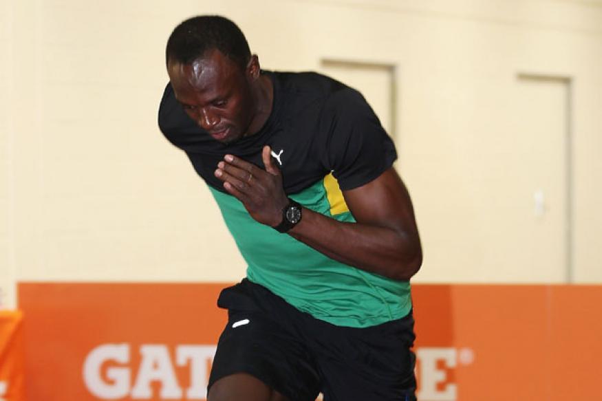 Usain Bolt aims high for 2016 Rio Olympics