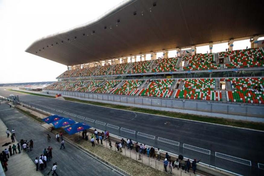 Track changes add to thrill of Indian GP