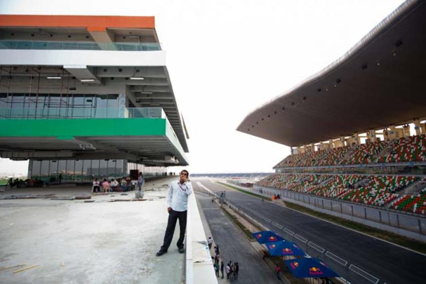 Indian GP moves on from the dog days of 2011