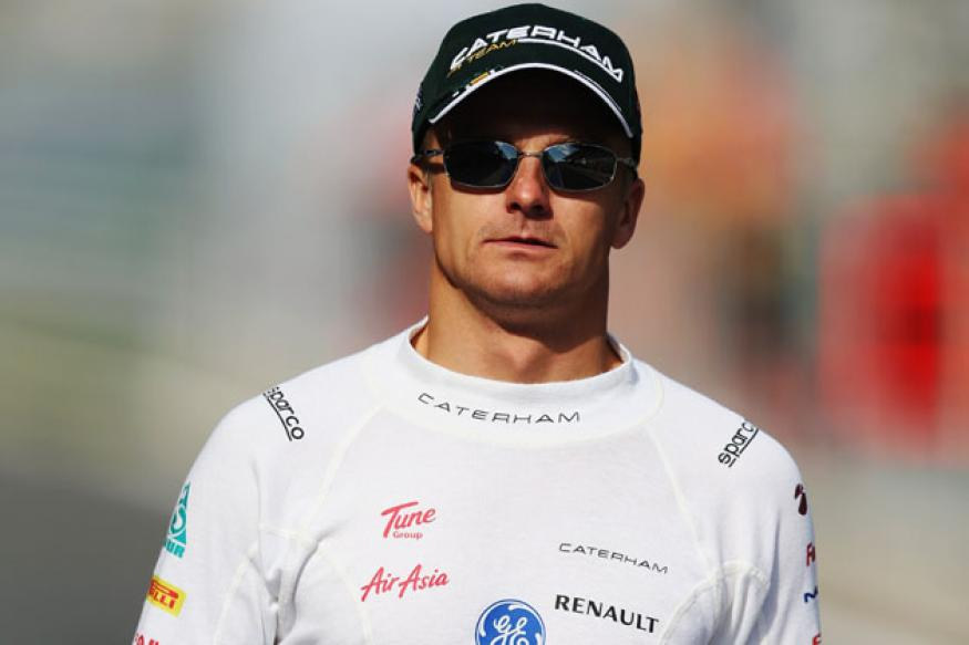 Kovalainen excited at the prospect of Indian GP