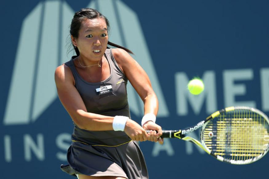 Chang beats Stosur to reach the final of Japan Open