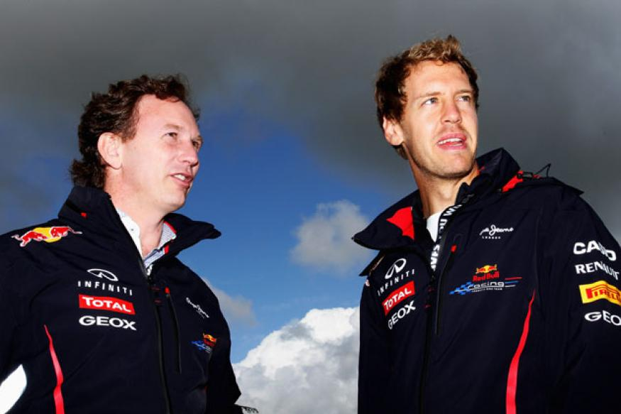 Vettel needs three perfect weekends: Horner