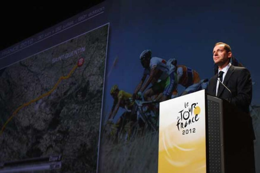 Tour de France unveils special route for centenary