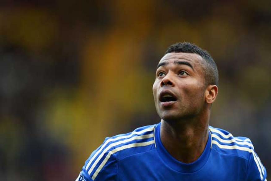 Ashley Cole in the soup for Twitter rant