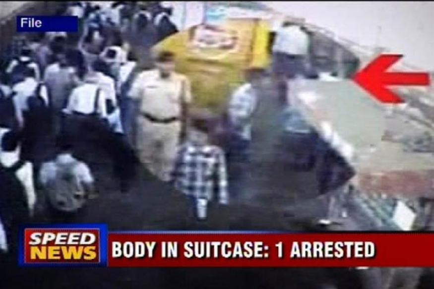 Mumbai suitcase murder: Second accused arrested