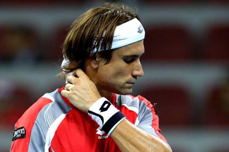 David Ferrer reaches Valencia Open quarter-finals