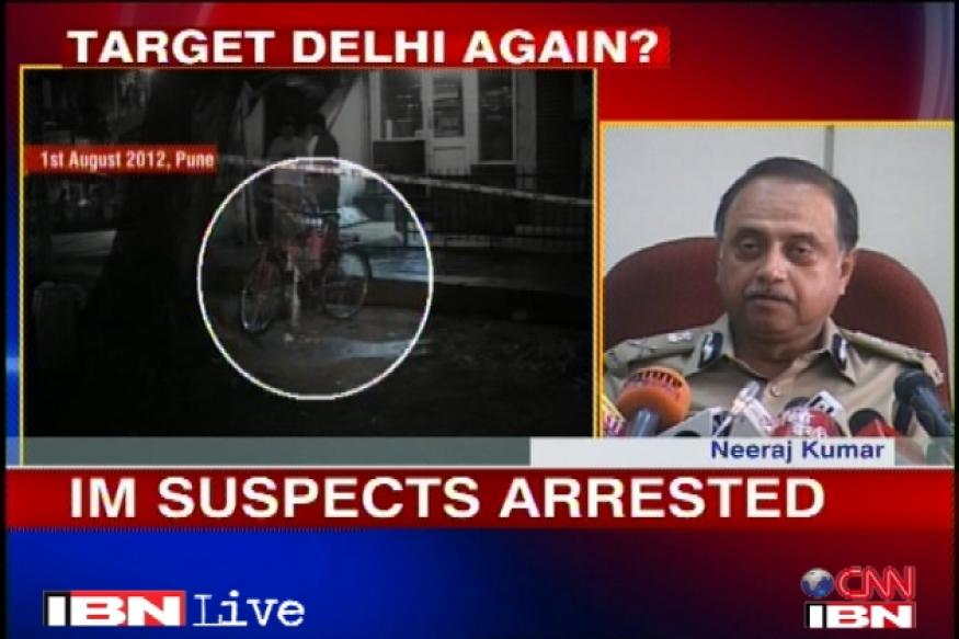 Delhi Police crack August 1 Pune blast case