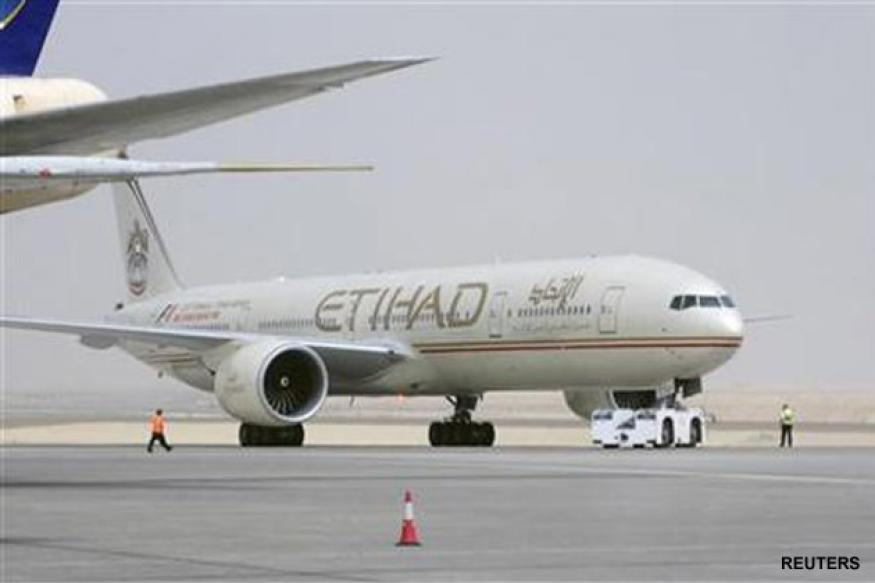 Etihad Airways sees opportunity in India, Asia
