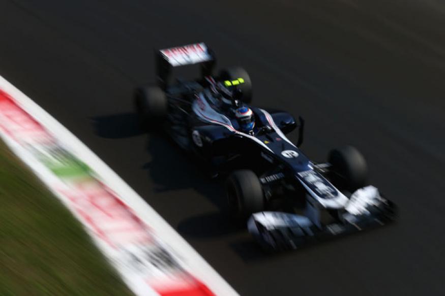 Bottas' progress has been exceptional, say Williams