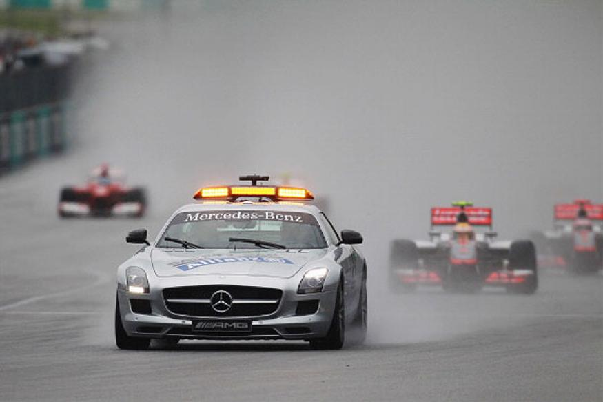 Safety car, the unheralded hero of F1