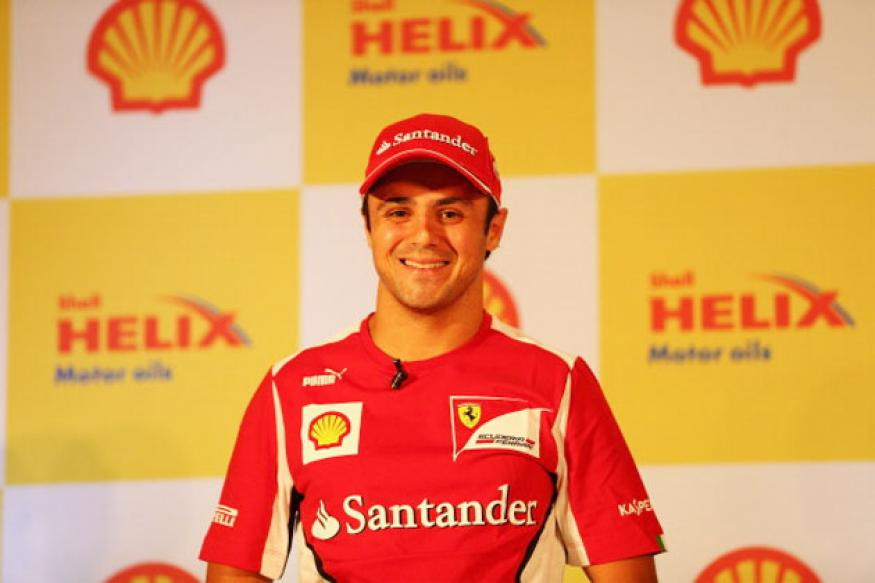 Felipe Massa hoping to end season on a high