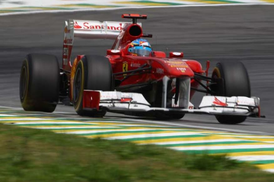 India GP: Ferrari to race with Italian navy flag