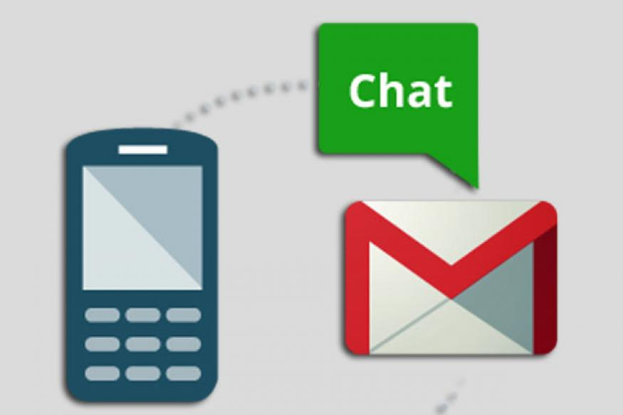 Send free SMSs via Gmail in India