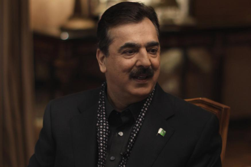 Gilani reconciles with PM Ashraf on Zardari's intervention
