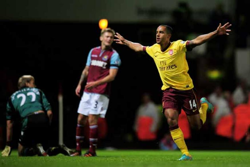 EPL: Arsenal recover to beat West Ham 3-1