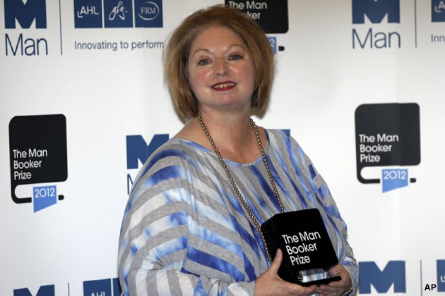 British author Hilary Mantel wins 2012 Man Booker Prize