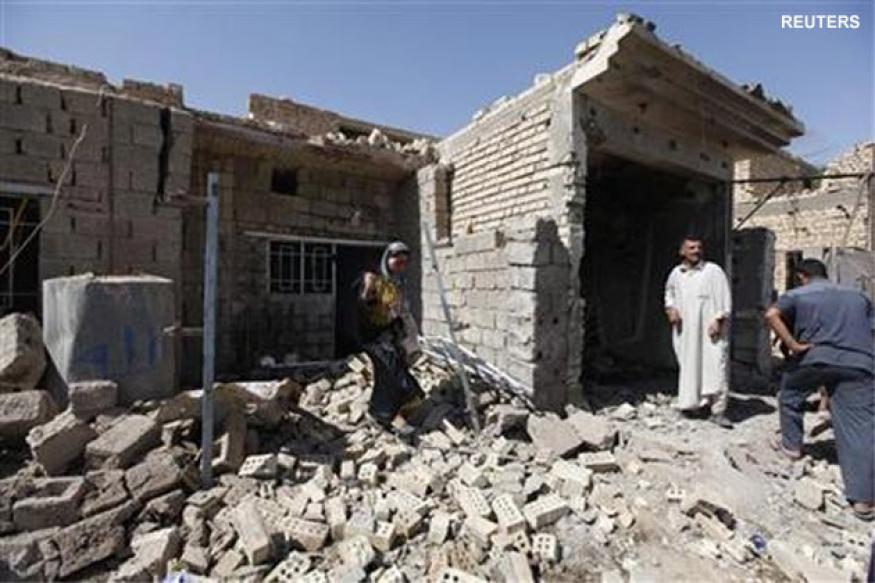 String of Iraq blasts kills at least 32