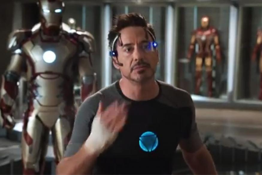 Iron Man 3: Watch the first trailer now