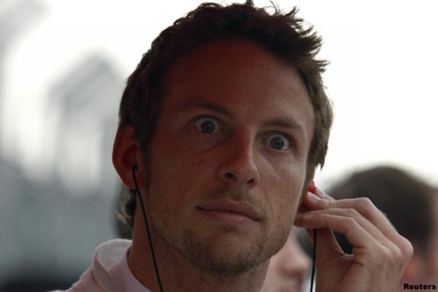 Jenson Button eyes F1 Constructors' title