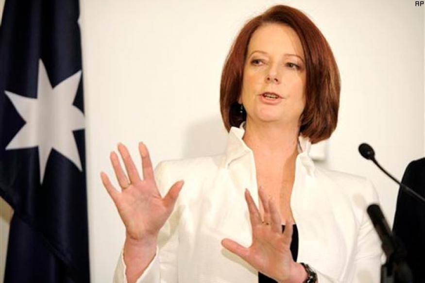 Uranium sale to India won't start quickly: Gillard