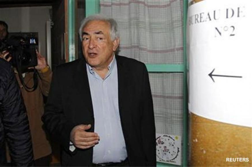 France drops Strauss-Kahn rape inquiry