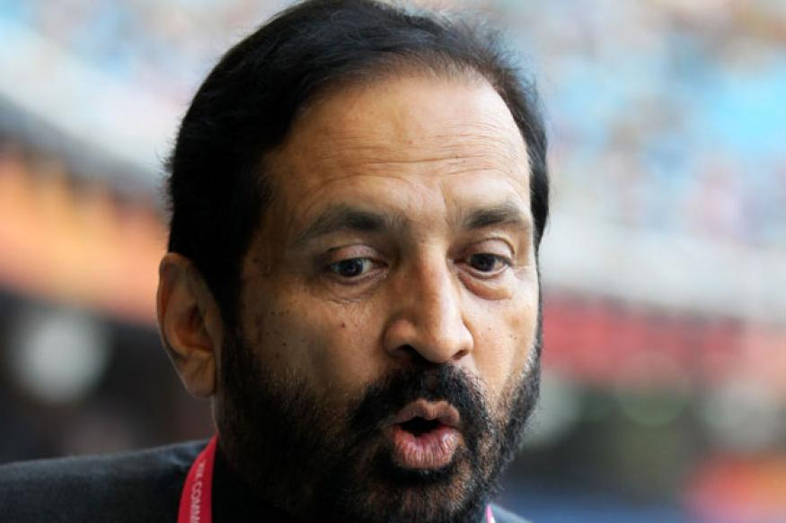 Suresh Kalmadi not to contest IOA election