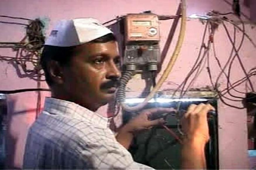 Arvind Kejriwal launches 'bijli-paani satyagraha'