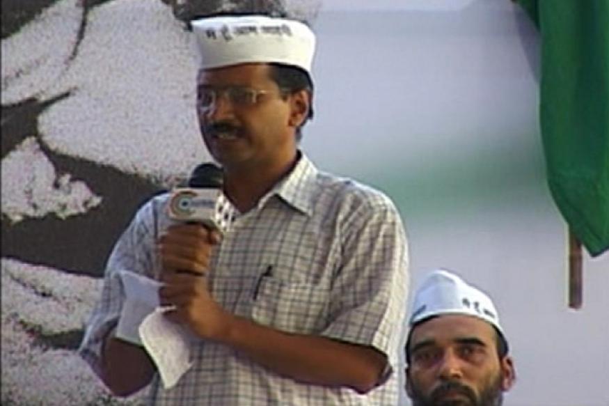 Rise against corruption, Kejriwal exhorts nation