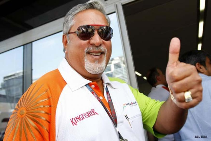 As KFA staff demand their dues, Mallya to fly to F1 venue in helicopter