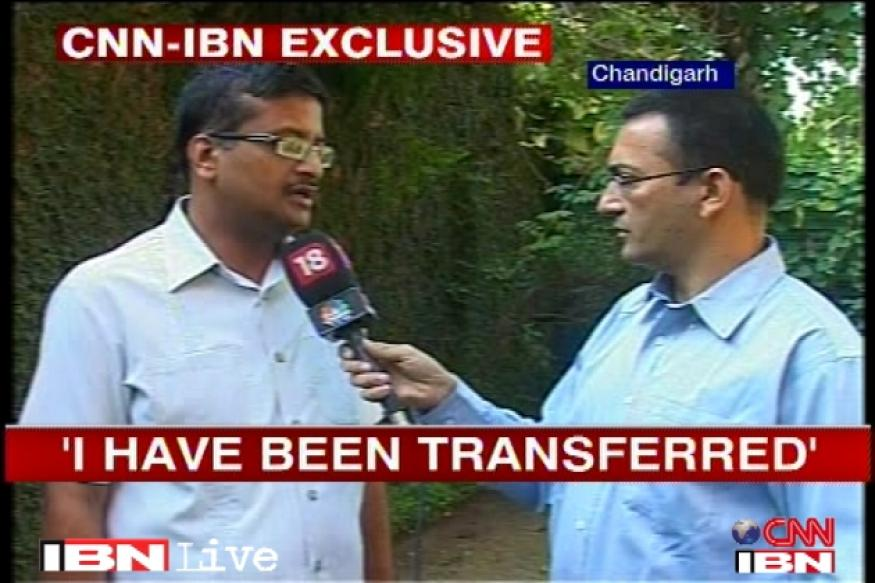 It's dehumanising, demoralising: Haryana IAS officer on transfer