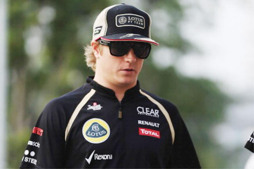 Second? I'd rather be fourth, says Raikkonen