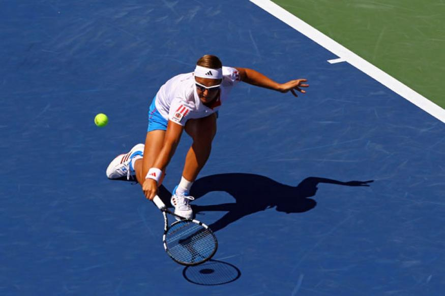 Kirsten Flipkens beats Ana Ivanovic at Generali Ladies