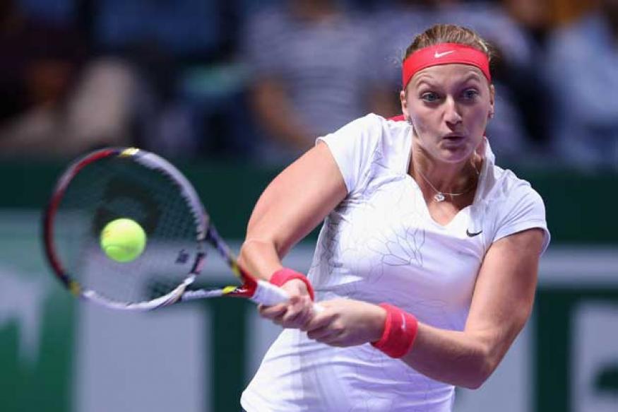 Petra Kvitova pulls out of WTA Championships