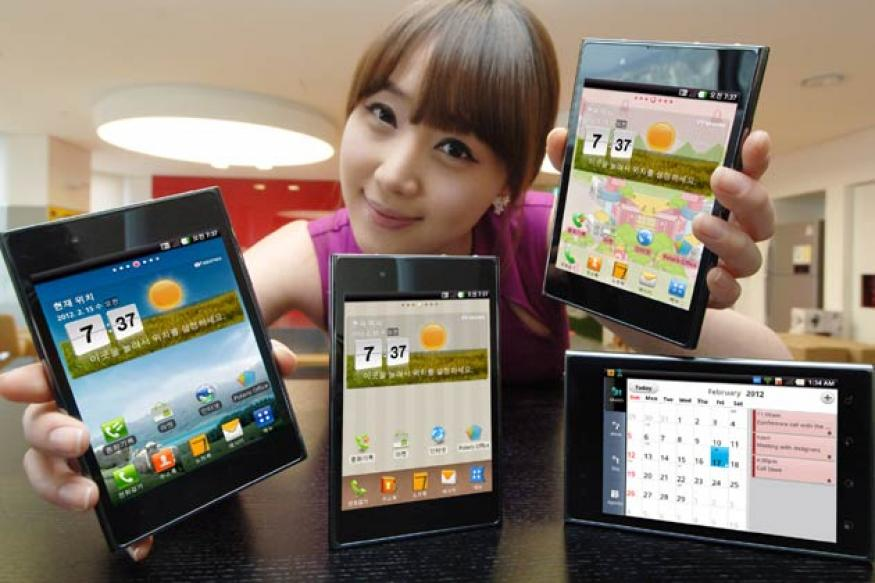 LG launches 5-inch Optimus Vu in India at Rs 34,500