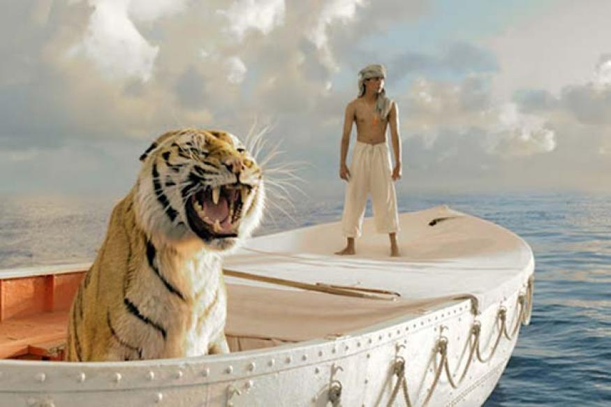 Lee: I've given my sweat and blood for Life of Pi