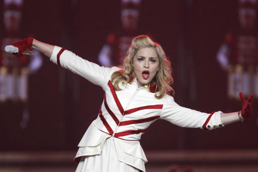 Madonna named best-selling female singles artist