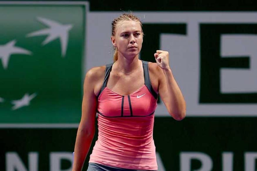 Aggressive game helped me beat Errani: Sharapova