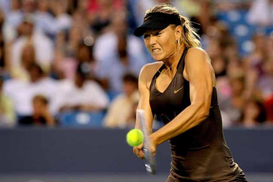 Maria Sharapova backs plan to muzzle grunters