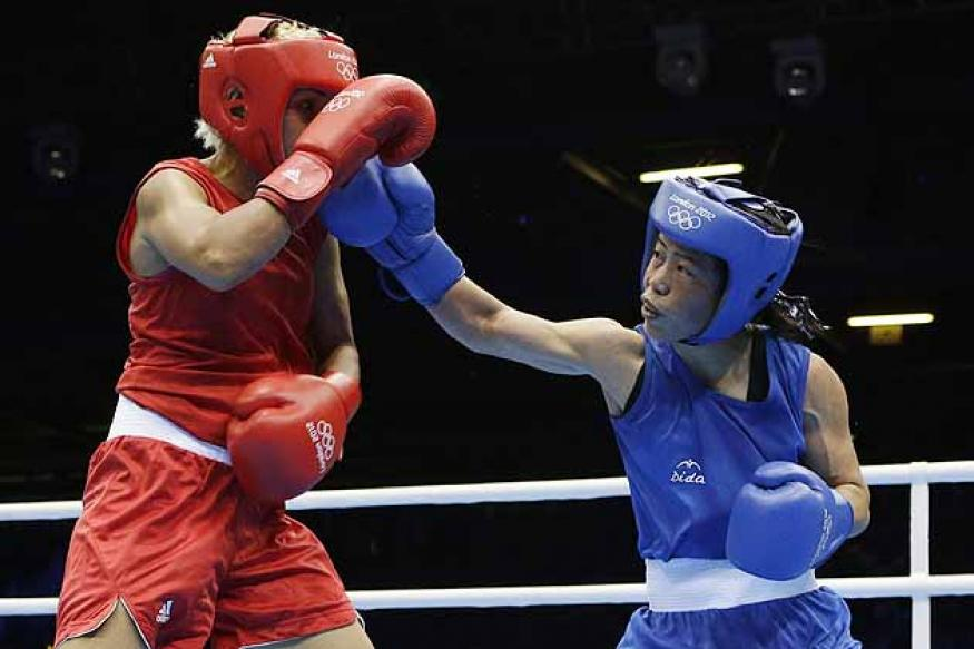 Mary Kom aims gold at Glasgow Commonwealth Games