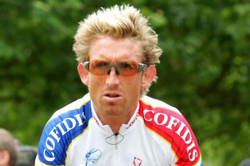 Matt White admits doping charges within Armstrong team