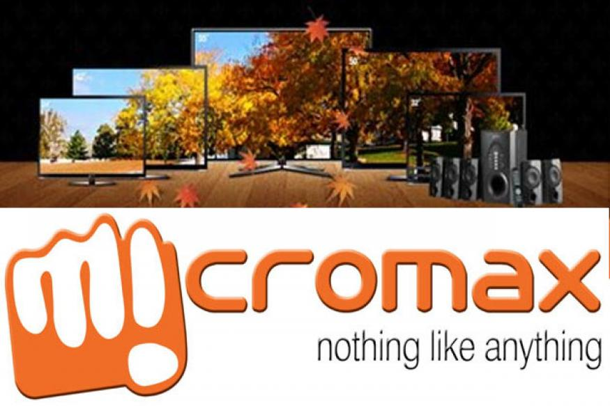 Micromax launches LED TVs, home theatres
