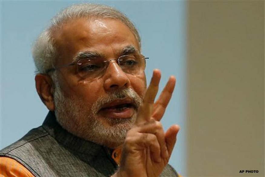 Gandhi's ideals offer solutions to global warming: Modi