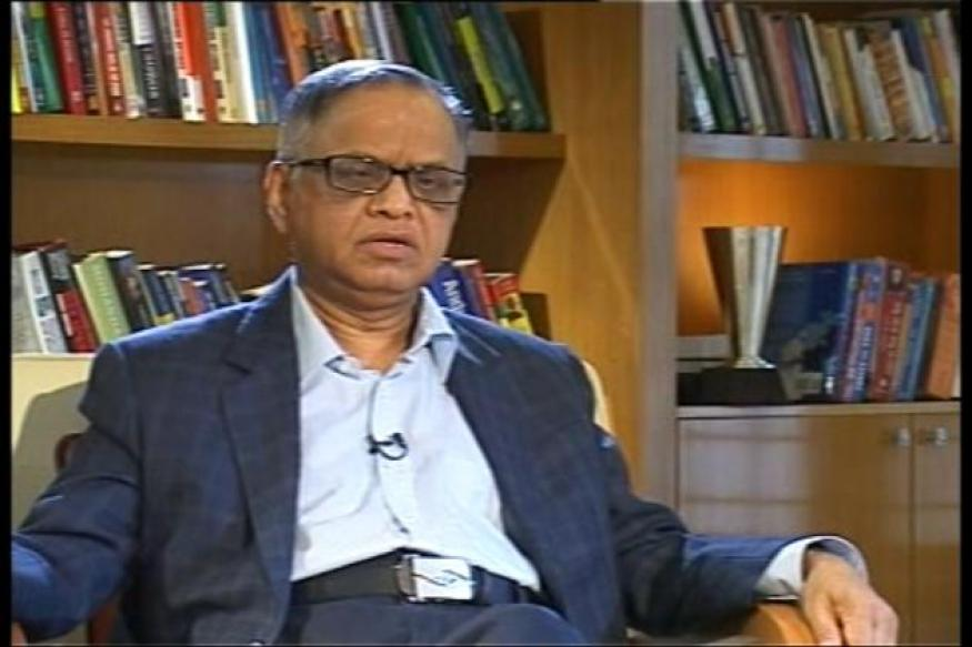 US: Narayana Murthy receives 2012 Hoover Medal